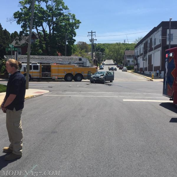 Ambulance Assist to Coatesville - Modena Fire Company