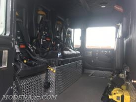 4 SCBA rear facing seats crew area