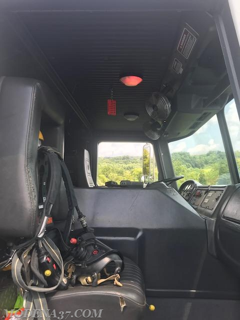 Officers seat